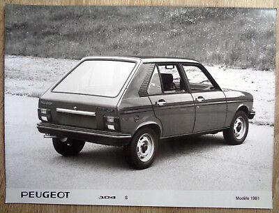 P0560 PEUGEOT 104 S BERLINE