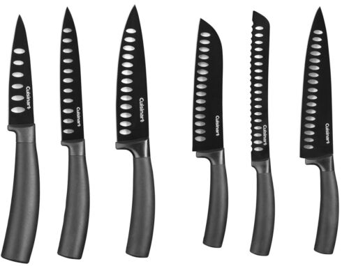 Cuisinart Culinary Blade Collection Knives, 6 Styles