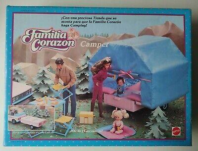 Heart Family Barbir Camper Familia corazón