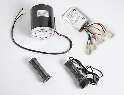 800 Watt 36 Volt Electric Motor Kit W Base Speed Control W Reverse Throttle