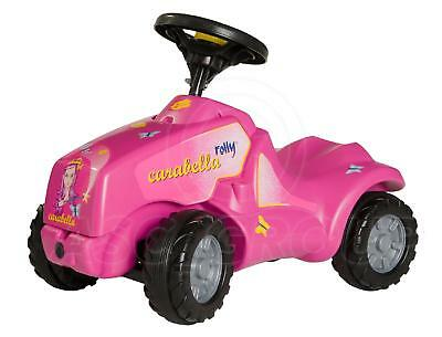 Rolly Toys - Princess / Carabella Ride-On Pink Girls Tractor