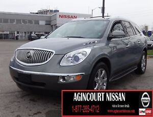 2008 Buick Enclave CXL AWD|NAVI|FULLY LOADED|AS-IS SUPER SAVER|
