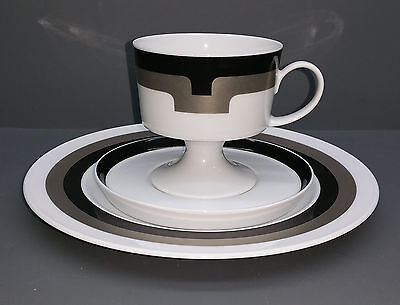 Rosenthal Kaffee Gedeck - Composition - Limes - 3tlg.
