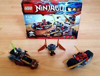 Lego Ninjago 70600 - Ninja-Bike Jagd Niedersachsen - Oldenburg Vorschau