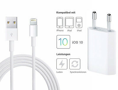✔️Original Lightning Ladekabel für Apple iPhone 6,iPhone 7,iPhone 8,iPhone X ✔️