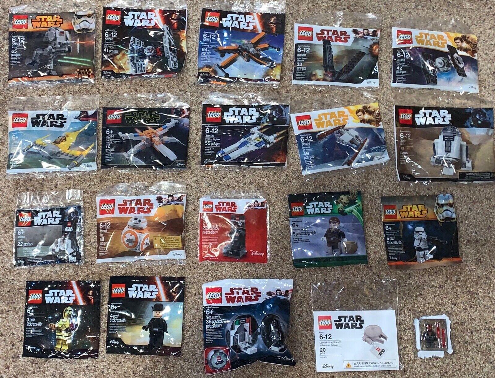 LEGO 30247 Star Wars Neuf Polybag