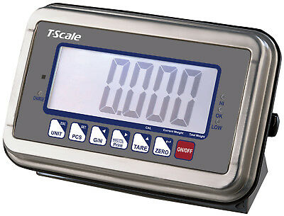 5000 Lb 48 Inch Ntep Digital Floor Scale Legal For Trade Heavy Duty Industrial