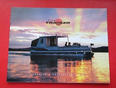 1998  SUN TRACKER BOAT BROCHURE/CATALOG..