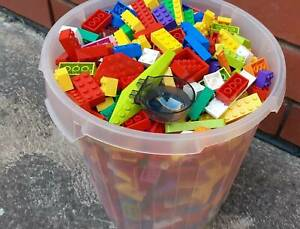 Bulk Lot Assorted LEGO - 2Kg