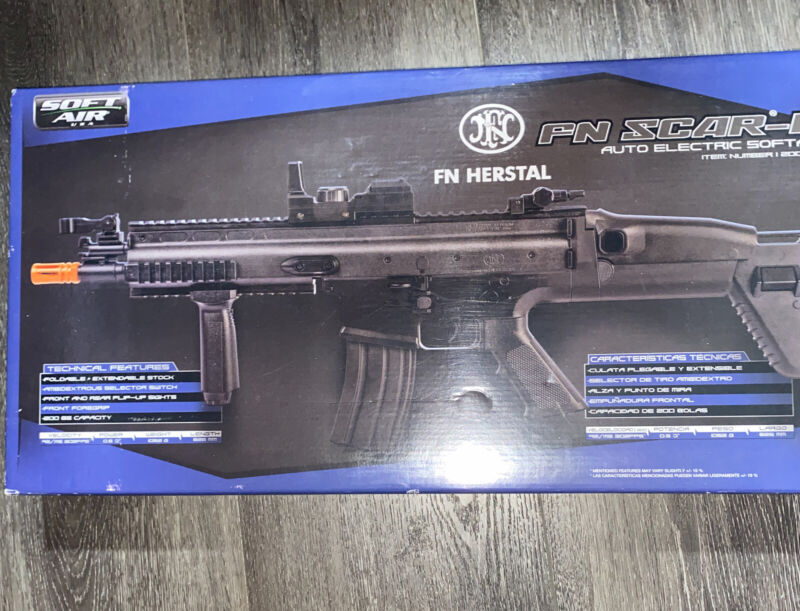 FN Herstal Scar-L Electric Airsoft - BRAND NEW!