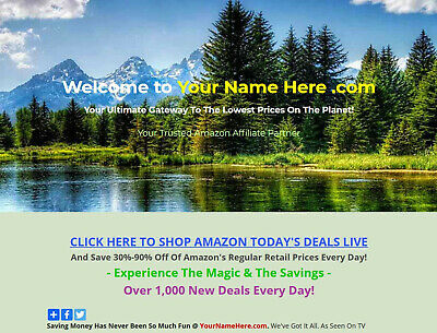 Website Business For Sale - Fully Stocked - Millions Of Items To Make You Money