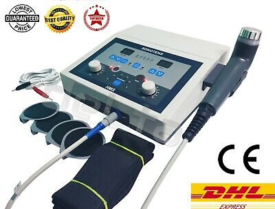 Electrotherapy Ultrasound Therapy Physical Therapy Combo Therapy Machine Sdfc