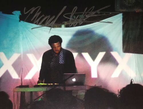 XXYYXX Producer DJ Electronica Signed 8x10 Autographed Photo COA E2