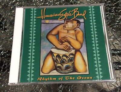 Hawaiian Style Band - HAWAIIAN STYLE BAND Rhythm of the Music Hawaiian Music CD 1994 New Sealed