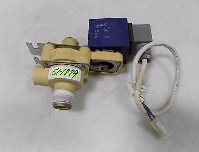 Sirai 24v 13w Solenoid Actuated Pinch Valve Z110a