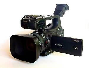 Canon XF100 HD Professional Camcorder plus Accessories East Fremantle Fremantle Area Preview