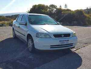2004 Holden Astra City 4D Sedan (Negotiable) Mosman Park Cottesloe Area Preview