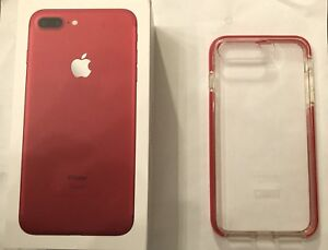 IPhone 7 Plus 128gb Red - New
