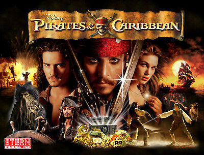 PIRATES of the CARIBBEAN Complete LED Lighting Kit SUPER BRIGHT PINBALL LED KIT