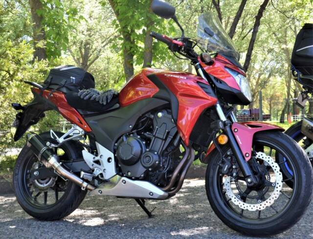 Honda CB500FA ABS For Sale At Hastings Motorcycle Centre