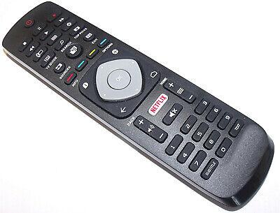 Alle Fernbedienungen (NEUWARE Ersatz Fernbedienung passend für alle Philips LED LCD Smart TV Fernseher)