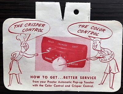 PROCTOR Electric Company How to Get … Better Service (BI#BX75)