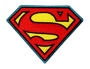 DC-Comics-Superman-Logo-Embroidered-Iron-On-Movie-Patch-Applique-DC01