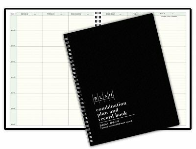 Combination Teacher Lesson Plan and Record Book (PR7-6)