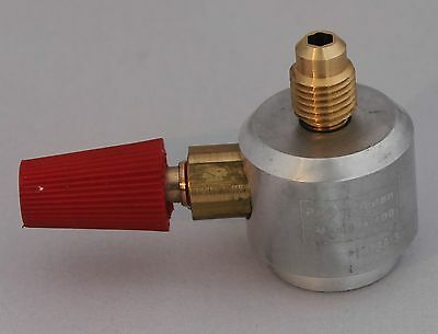 Regulator Valve for R600a Refrigerant Gas Fits on 420 Grm Disposable Canister