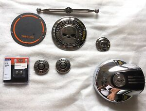 Harley Davidson parts & accessories