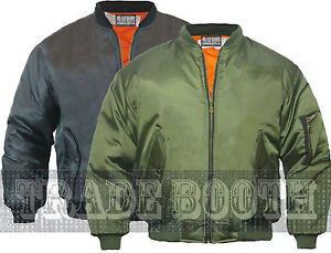 MENS-MA1-FLIGHT-BOMBER-FLYING-PILOT-MILITARY-SECURITY-DOORMAN-HARRINGTON-JACKET
