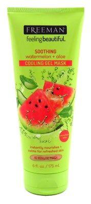 facial watermelon aloe cooling gel mask 6