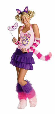 Disguise Disney Alice in Wonderland CHESHIRE CAT Adult - Disney Cheshire Cat Kostüm