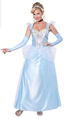 California Costumes Classic Cinderella Small Adult Women Halloween Costume - Cinderella Costumes For Women