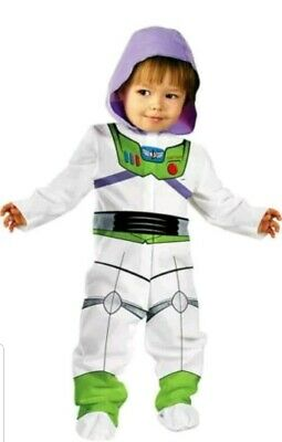 Buzz Lightyear Costume Child Infant Toddler Disney Toy Story 0-6 Months ](Toddler Buzz Lightyear Costume)
