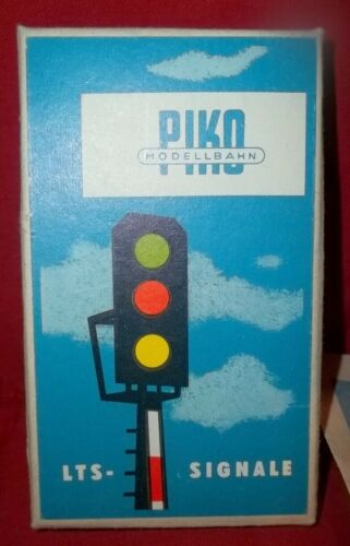 Piko1:120 TT Model Train Signal Lights Tageslichtsigal Original Box Mint