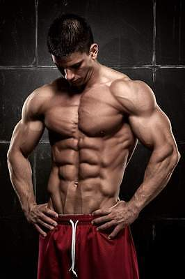 LEARN ULTIMATE NATURAL BODYBUILDING TIPS, INSTRUCTIONS, ADVICE DVD *NO