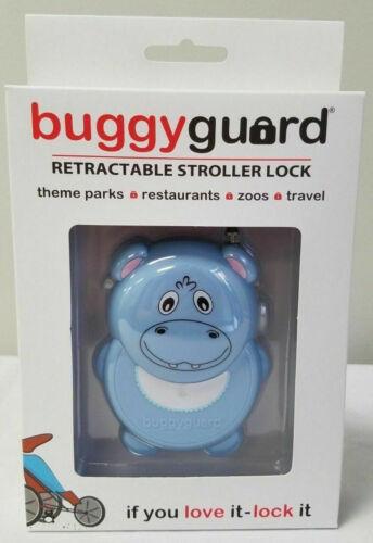 Buggyguard Retractable Anti-Theft Stroller Lock - Hippo
