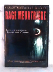 The Grudge / Rage Meurtriere DVD Bilingue *SEE DISCOUNTS*