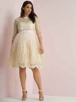 Chi Chi London Lace Dress