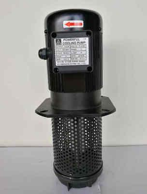 12 Hp Coolant Pump Cnc Lathe Grinding Machine 3ph 240480v 180mm7 Npt 1