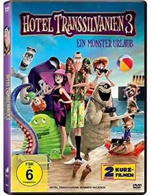 Hotel Transsilvanien 3 - Ein Monster Urlaub DVD NEU OVP Teil 3