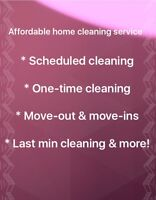 FLAT RATE HOME CLEANING QUALITY AND AFFORDABLE