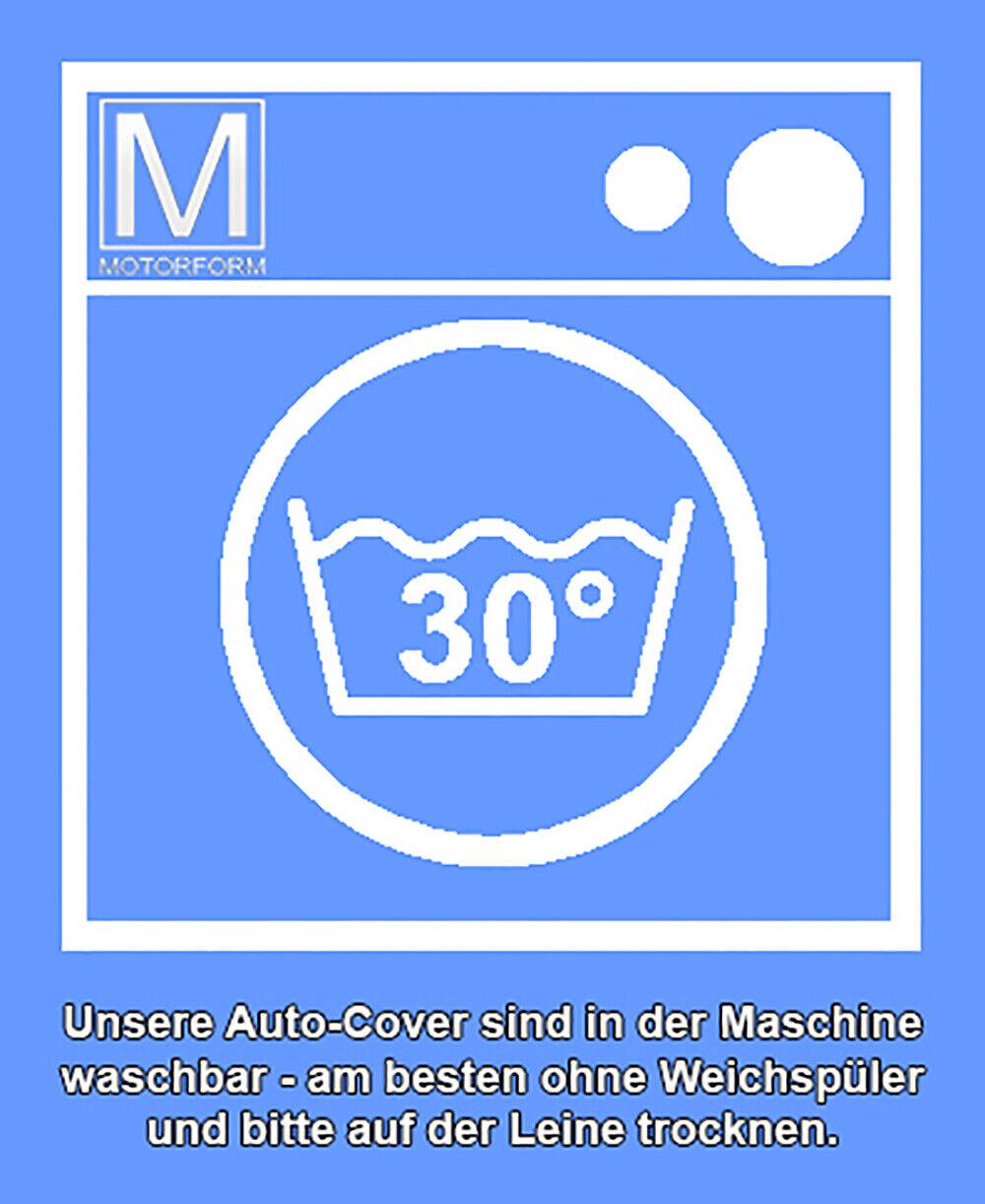 BMW Z4 E85 2002-08 Indoor Auto Cover Stoffgarage Ganzgarage Abdeckung Plane neu