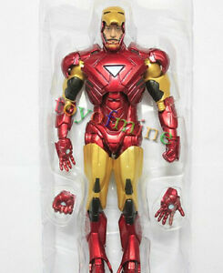 2013 New Diamond Marvel Select Avengers Iron Man Tony Stark 7