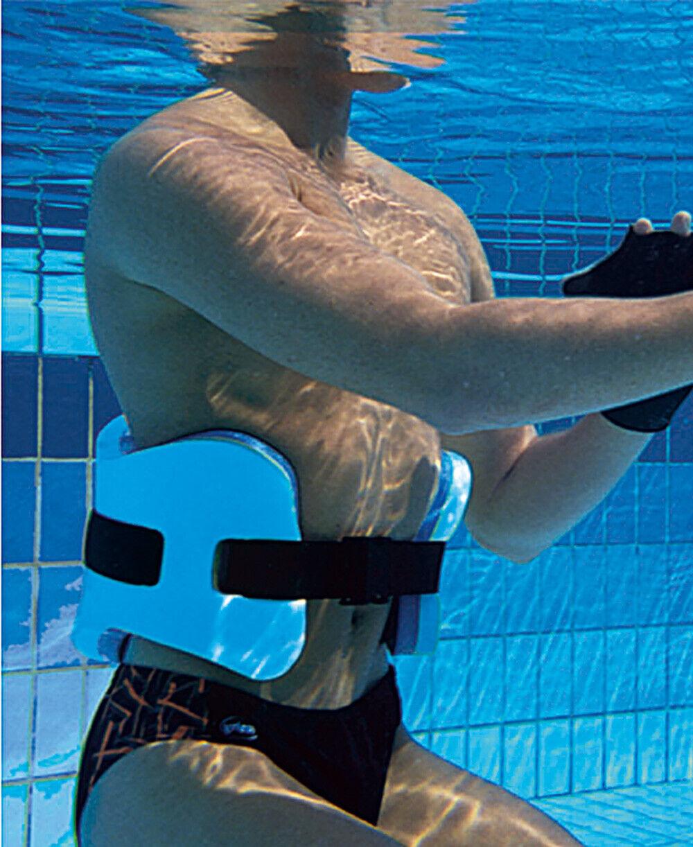 fashy Aqua Jogging Gürtel, Schwimmgürtel für Erwachsene, Wasser Gymnastik Sport