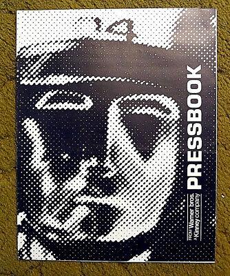 "GEORGE LUCAS original 1971 UNCUT pressbook -- ""THX 1138"" / directed by GEO LUCAS"
