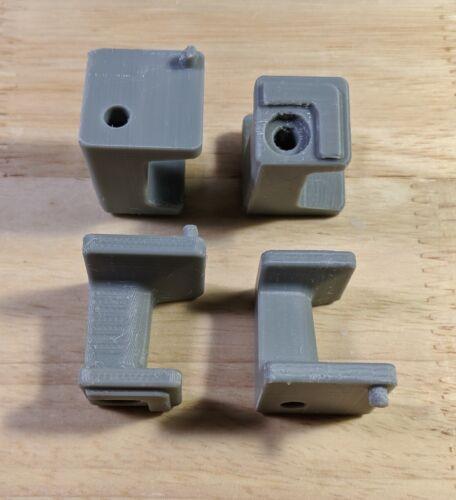 4pcs set Sencore Powerite II PR570 compatible rear foot/feet