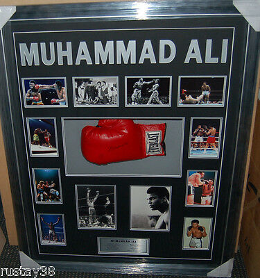 Martial arts equipment MUHAMMAD ALI PERSONALLY