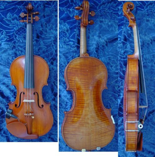 Excellent vintage 4/4 German Violin